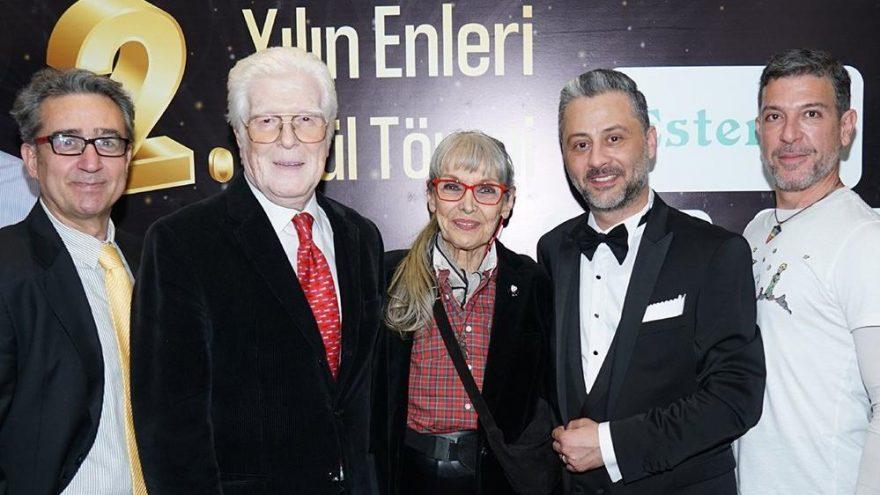 Bir Türk Masalı filmi ekibine ödül
