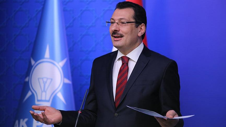 AKP'li Ali İhsan Yavuz'dan AKP'li eski başkana suç duyurusu