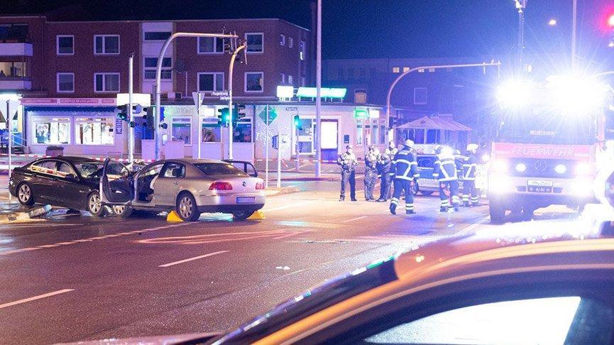 Hamburg'da akılalmaz olay: Sabıkalı Türk genci polisi ölüme sürükledi!