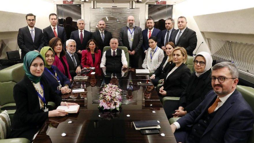 Erdoğan: ABD'de bize verebilecekleri Patriot yok