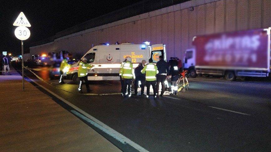 Beşiktaş'taki scooter kazasında tutuklama!