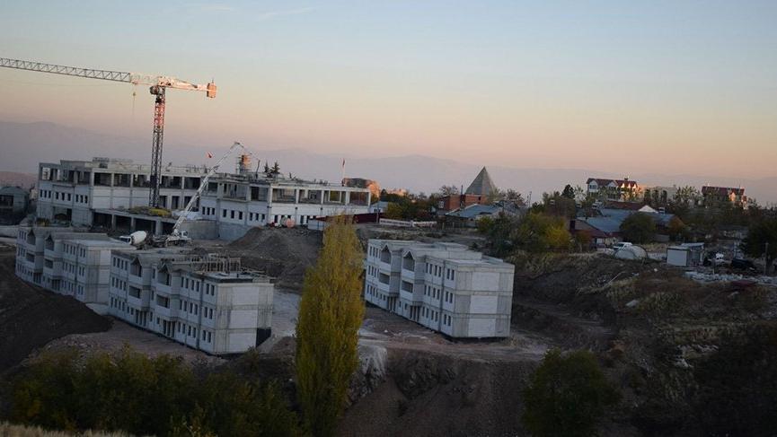 CHP'li Ağbaba'dan Diyanet'e 'Külliye' tepkisi