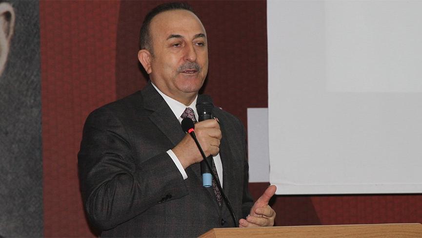 Çavuşoğlu'ndan Libya açıklaması!