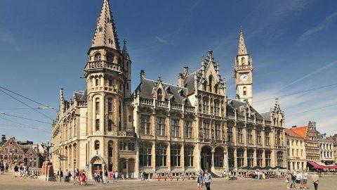 Geçmişi ve bugünü yaşatan Belçika şehri Gent
