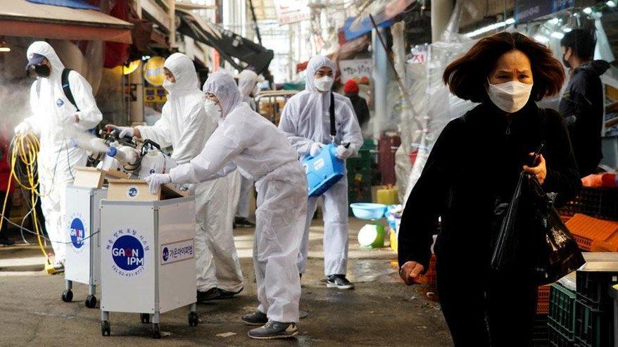 Çin dışında ilk kez yaşanıyor! Corona virüsünden korkutan haber