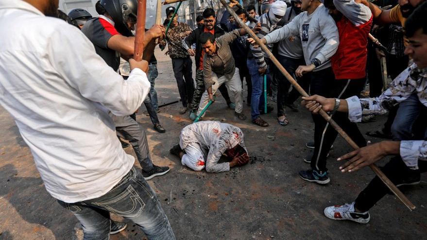 Kan donduran görüntüler: Böyle zulüm görülmedi