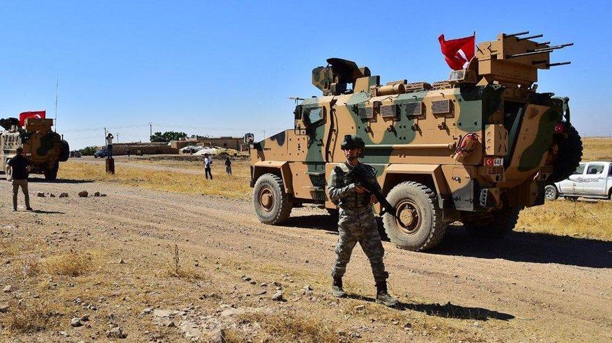 İdlib'de Türk askerine düzenlenen saldırı dünya basınında!
