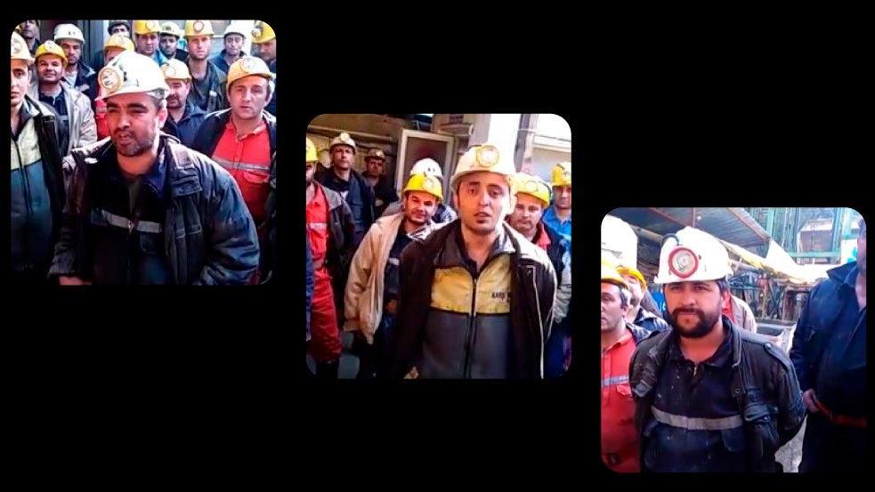 Çanakkale'de 40 işçi kendini madene kapattı