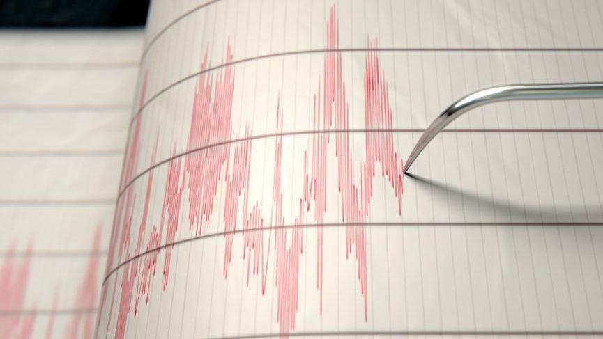 Marmaris açıklarında 4.7 büyüklüğünde deprem!
