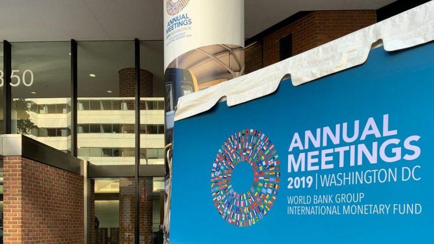 Corona nedeniyle IMF ve Dünya Bankası toplantısı ertelenebilir