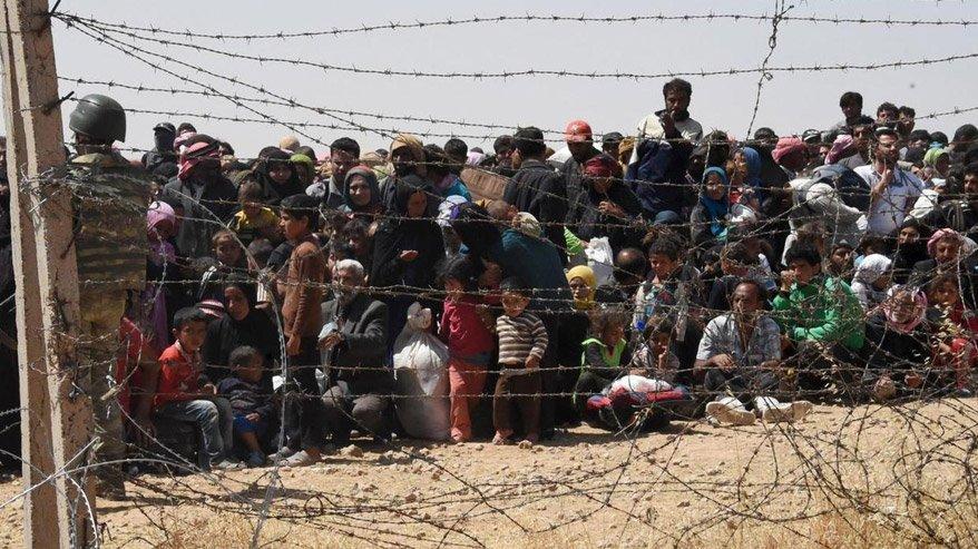 Flaş iddia: Türkiye, Avrupa'ya gidecek Suriyeliler için sınır kapıları açıldı