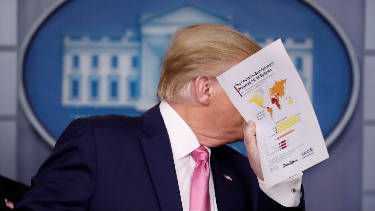 Trump'tan corona açıklamasındaki bomba Türkiye detayı!