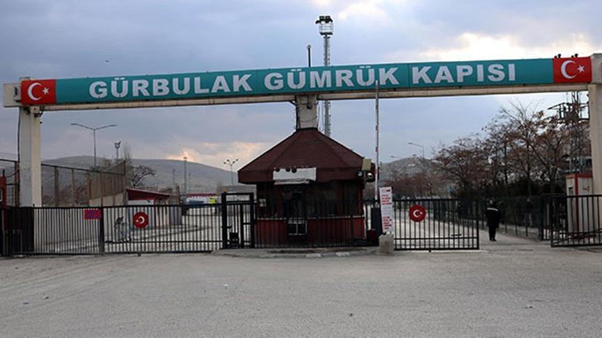 Sınırda Corona virüsü önlemi! 300'e yakın Türk bekliyor