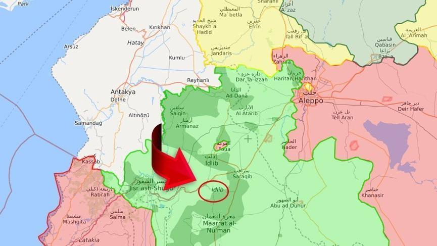 İdlib hangi ülkede? İdlib nerede ve Türkiye'ye ne kadar uzak? - Son dakika haberleri