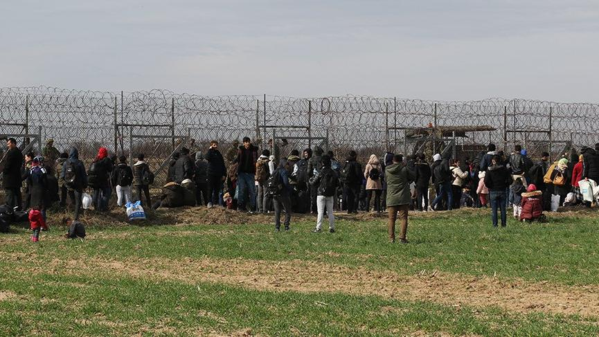 Dışişleri'nden mülteci ve göç açıklaması