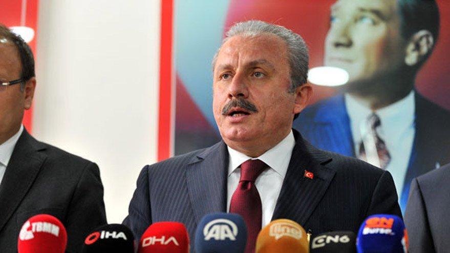 TBMM Başkanı Şentop'tan İdlib açıklaması: Görüşme Salı günü yapılabilir!