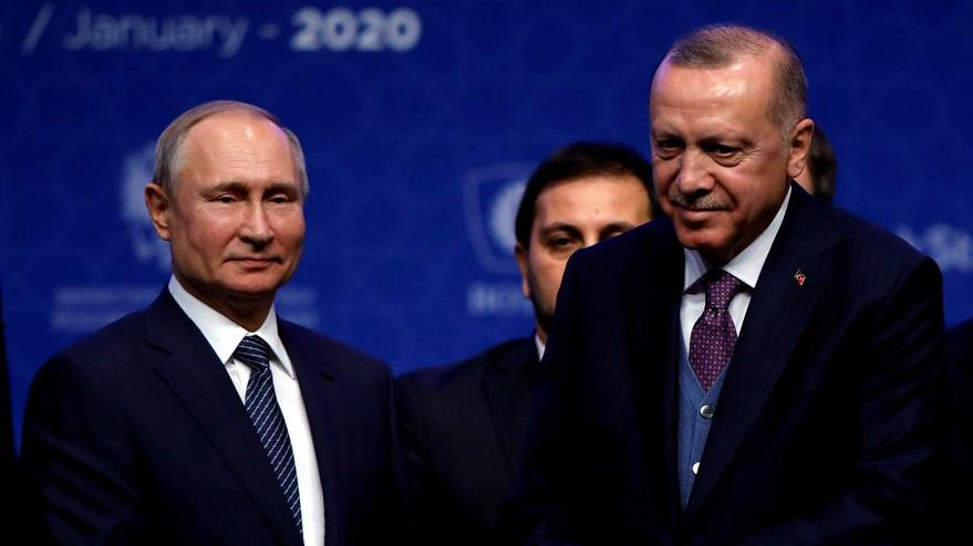 Son dakika... Rusya'dan flaş açıklama: Erdoğan ve Putin telefonda görüştü