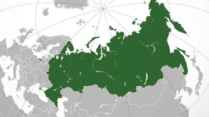 Rusya nerede? Rusya'nın nüfusu kaç kişi?