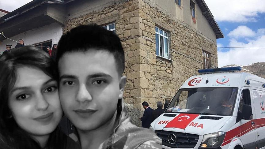 Şehit Teğmen Bayram Olgun'un acı haberi Konya'ya düştü