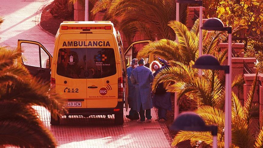 Avrupa'daki Corona virüsünde durum ağırlaşıyor