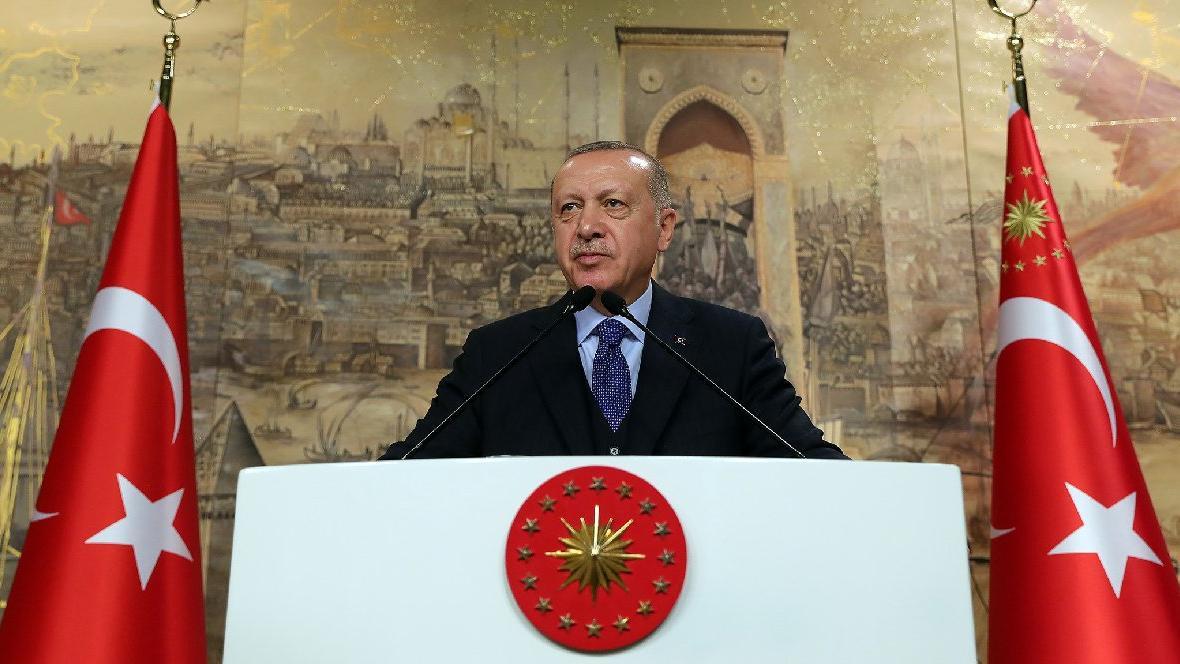 Cumhurbaşkanı Erdoğan, İdlib saldırısının ardından ilk kez konuştu