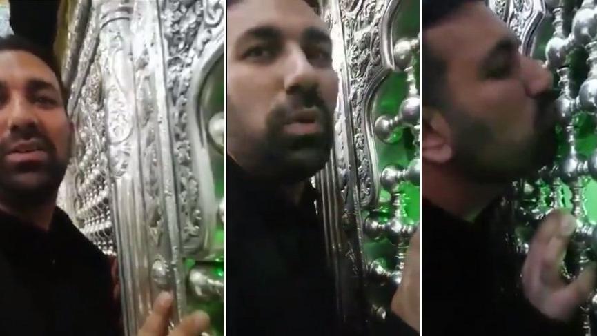 Corona virüsünün 43 can aldığı İran'dan şok görüntüler!
