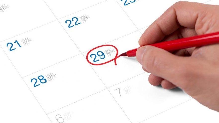 Şubat ayı bu sene neden 29 gün sürecek? Artık gün Doodle oldu!