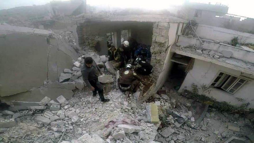 Esad ve Rusya, Suriye'de 2 günde 15 sivili vurdu!