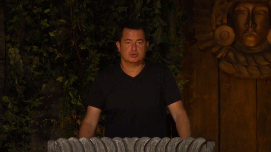 Survivor'da şok! Acun Ilıcalı'dan Erman ve Fatma açıklaması!