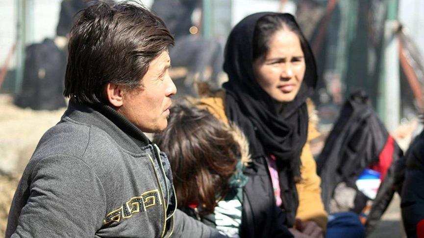 Yunan askerinden şiddet gören Afgan kız yaşadığı dehşeti anlattı!