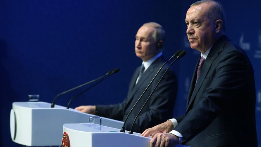 Erdoğan ve Putin tarih belirledi: Kritik görüşme 5 Mart'ta