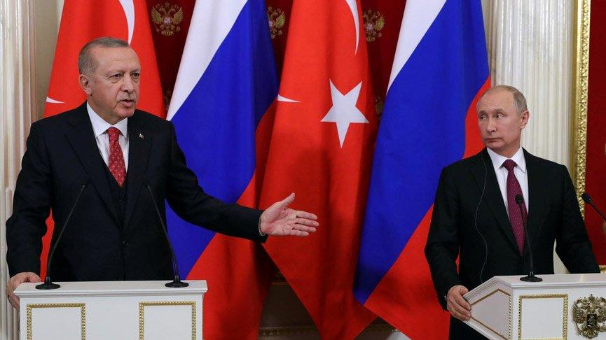 Kremlin'den Erdoğan-Putin görüşmesine ilişkin flaş açıklama