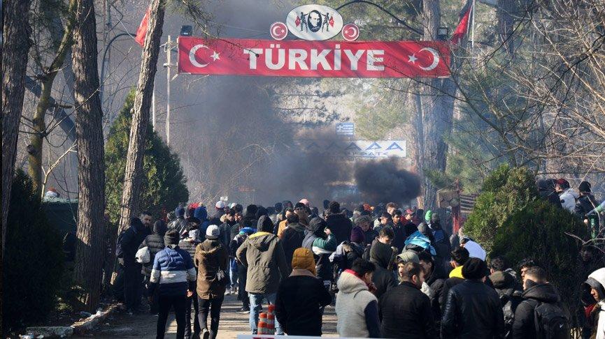 Süleyman Soylu, Türkiye'den ayrılıp Avrupa'ya giden mülteci sayısını açıkladı