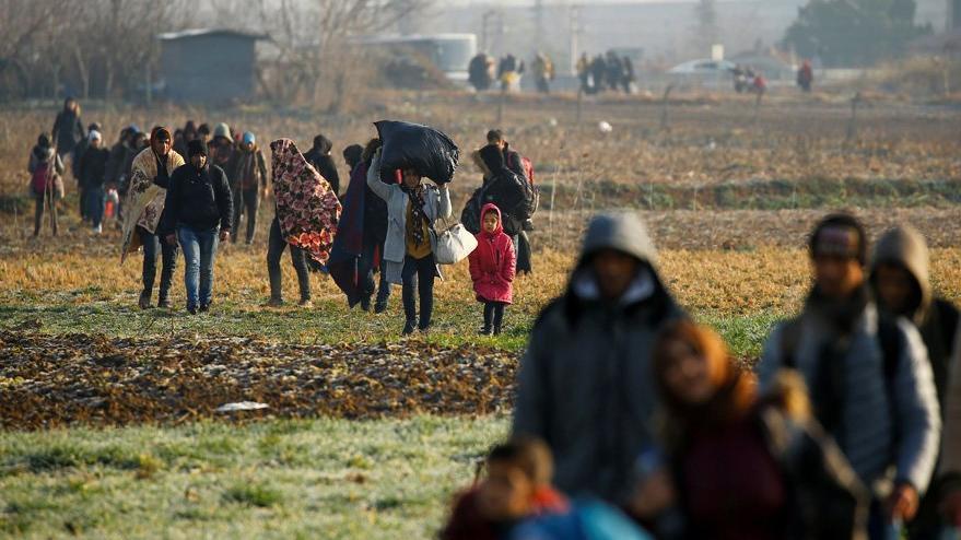 Son dakika... Yunanistan'dan mülteci açıklaması