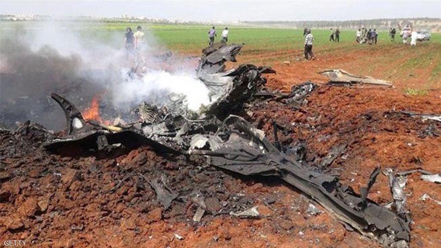 Esad rejimine ait uçak düşürüldü