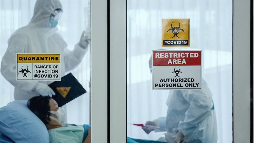 Pentagon, Corona aşısı için çalıştığını duyurdu