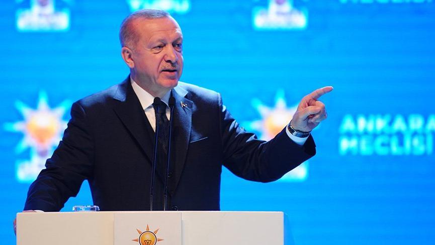 Erdoğan: Çekilmezlerse omuzlarının üstündeki o başlar da kalmayacak