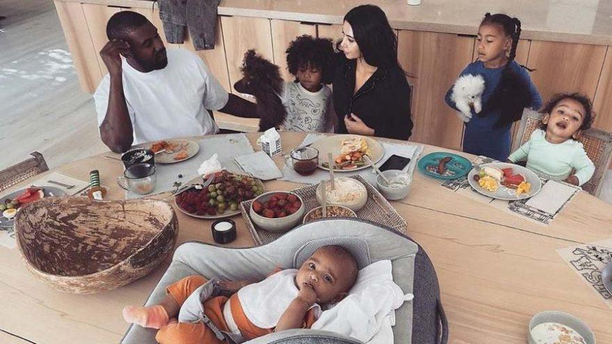 Kim Kardashian: 'Ayrımcı sistemde 4 siyahi çocuk yetiştiriyorum' dedi