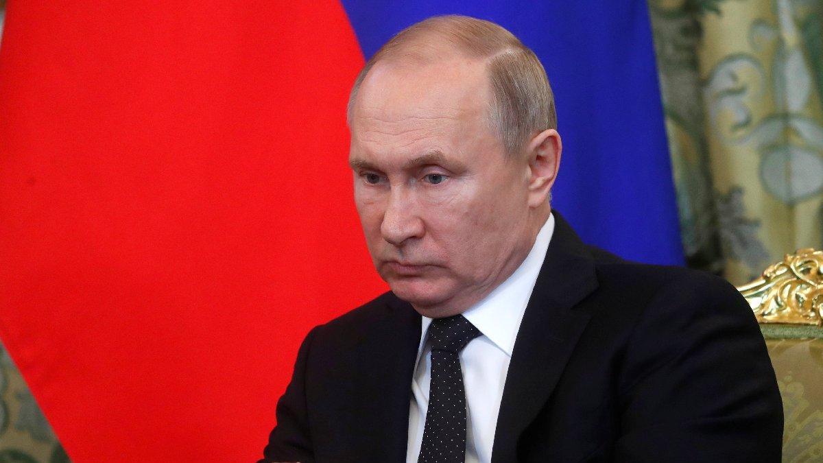 Putin'den kritik açıklama: Savaşa girme niyetimiz...