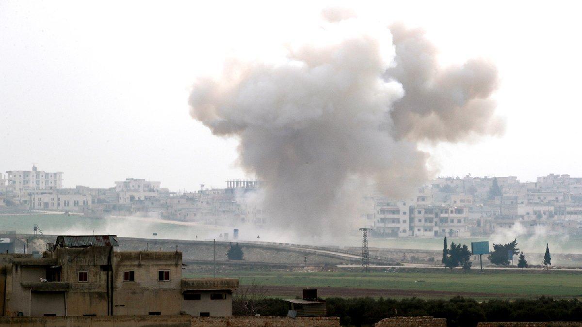 Flaş iddia: Suriye ordusu Serakib'e girdi
