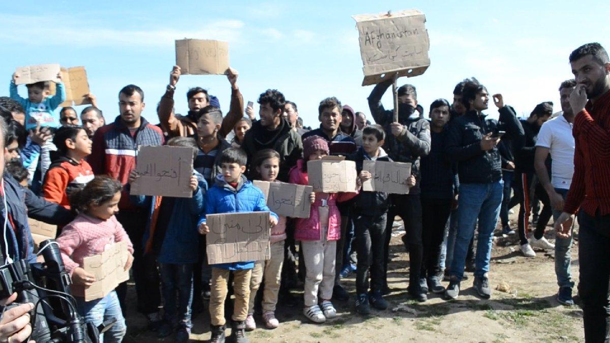 Afgan mülteci Yunan polisinin insanlık dışı muamelesini anlattı