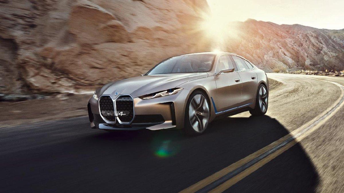 Tesla avcısı BMW i4 geliyor