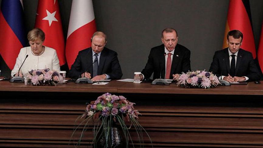 Putin, Erdoğan ve Macron ile görüşmek istemedi