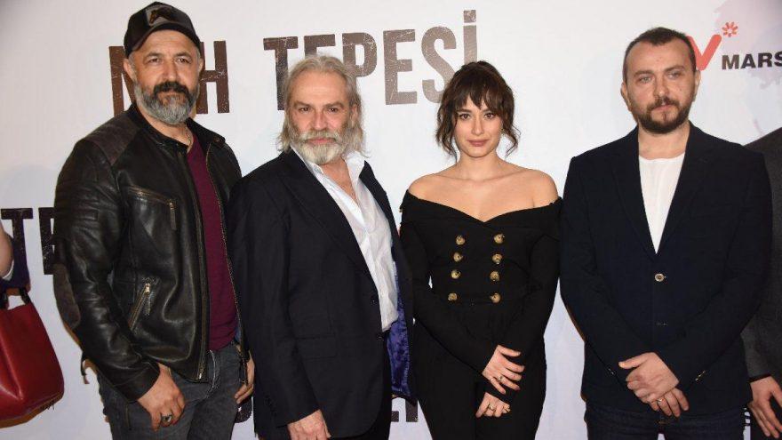 Ödüllü film Nuh Tepesi'nin galası gerçekleşti