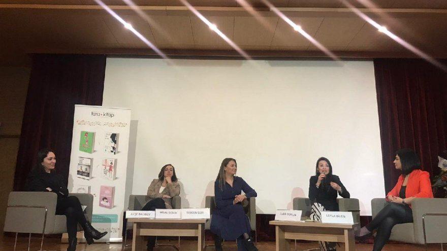 Cesaretiyle ilham veren kadınlar Sarıyer'de bir araya geldi