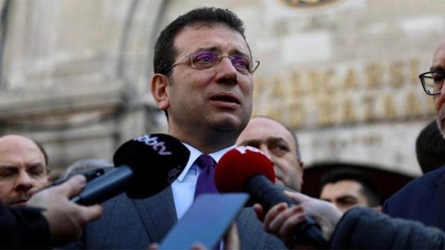İBB Başkanı Ekrem İmamoğlu duyurdu! Ödül 50 bin euro