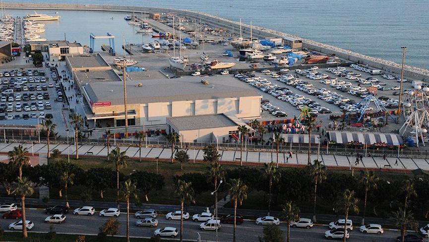 Mersin'deki marina için gözler bakanlıkta! - Son dakika haberleri