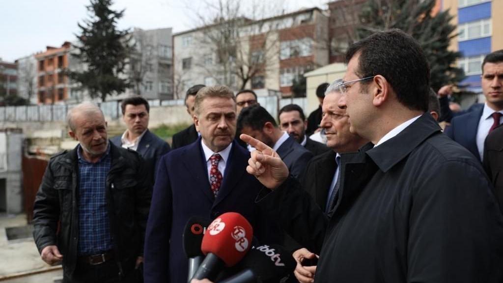 İmamoğlu: İstanbul'a hizmetin yol haritası olacak