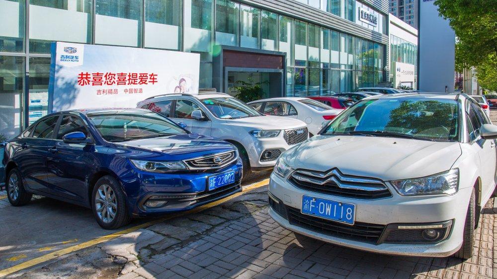 Çin otomotiv pazarına 'Corona' şoku!