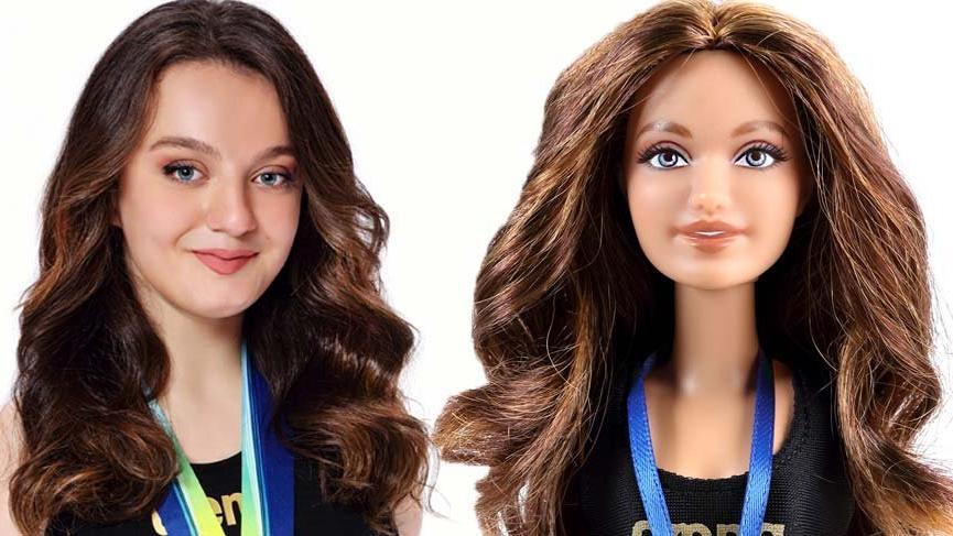 Barbie, rol model olarak Sümeyye Boyacı'yı seçti